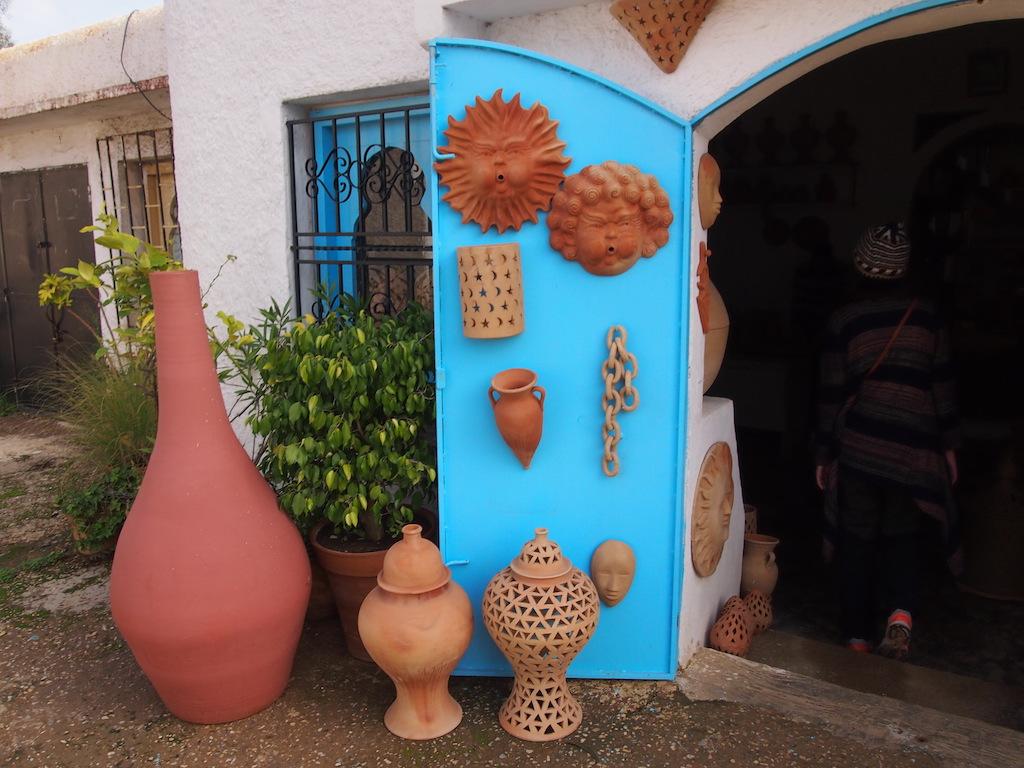 ラバト・サレ・ウルジャ・陶器の写真